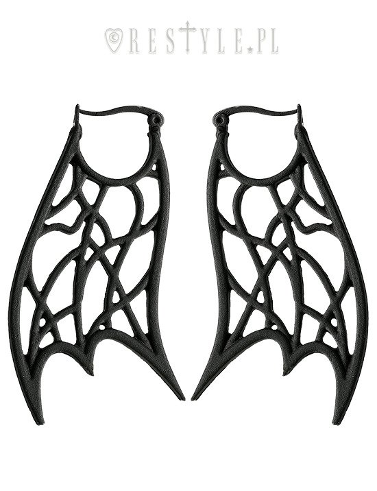 ELVISH EARRINGS in the shape of wings