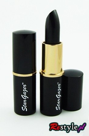 STAR GAZER Deep Black Lipstick