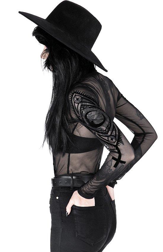yeux occulte symboles Restyle-Fortune Teller-Mesh Body//Gothique