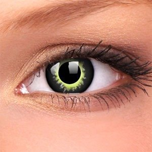 Colourvue ECLIPSE decorative contact lenses ANUUAL