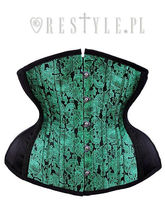0dfdd3e6080 Green corset