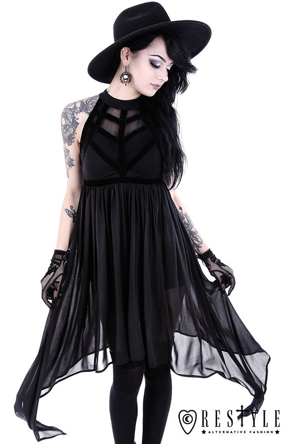Restyle harness dresses