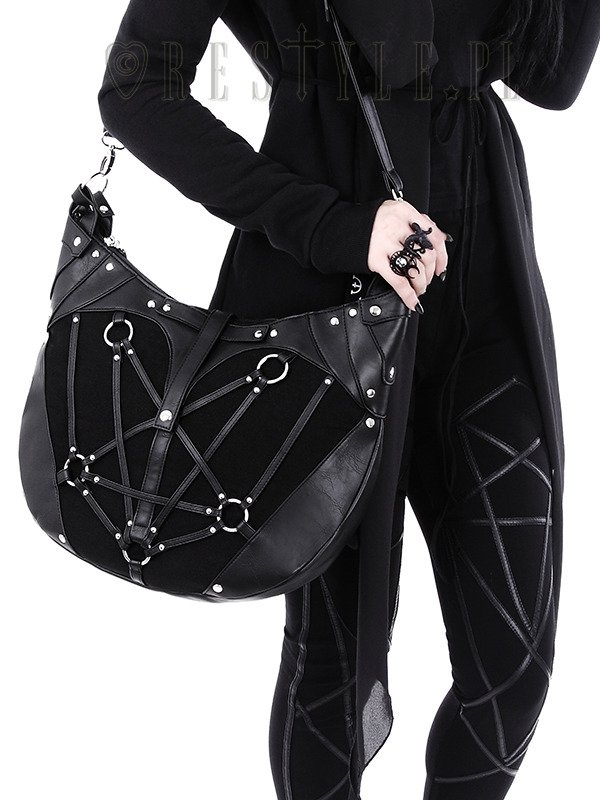 "Sack Bag ""PENTAGRAM HOBO BAG"""