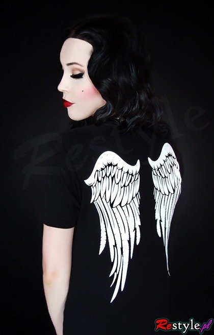 T-shirt Angel's wings