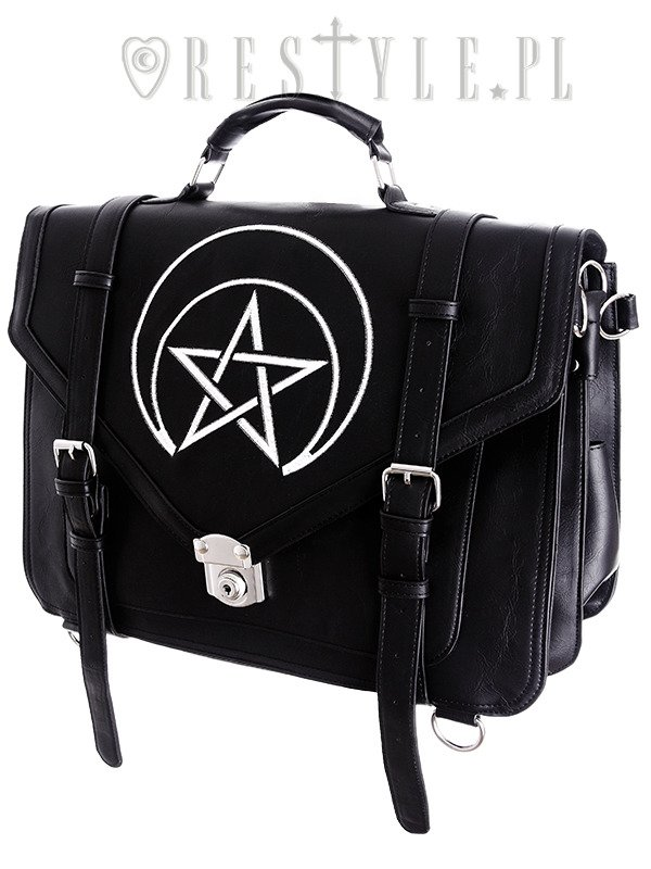 """UNHOLY MESSENGER"" Bag & Bacpack"