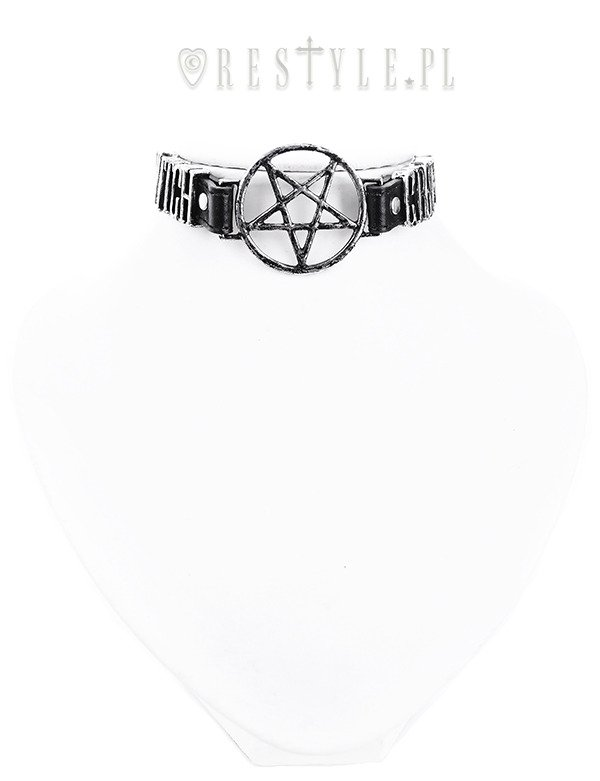 WITCHCRAFT VEGAN CHOKER