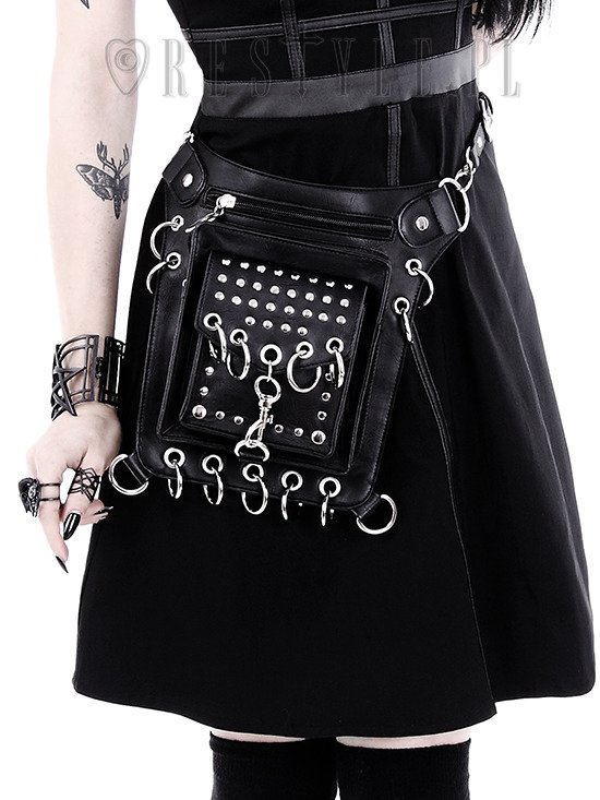 """EYELETS HOLSTER BAG"" nerka"